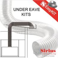 SIRIUS 125-150MM EAVE DUCTING KIT - EASYEAVE-150