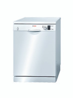 BOSCH WHITE FREESTANDING DISHWASHER - SMS50E32AU