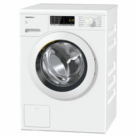 MIELE 7KG ACTIVE LOTUS WHITE FRONT LOADER WASHER - WCA020 WCS