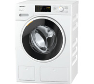 MIELE 8KG MODERNLIFE WHITE FRONT LOADER WASHER - TWINDOS - WWD660