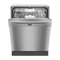 MIELE CLEAN STEEL BUILT-UNDER DISHWASHER - G5210SCU CLST
