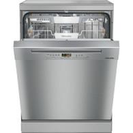 MIELE CLEAN STEEL FREESTANDING DISHWASHER - G5210SC CLST