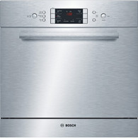BOSCH 60cm X 60cm COMPACT BUILT IN DISHWASHER - SCE53M05AU