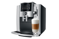 JURA S8 CHROME AUTOMATIC COFFEE MACHINE - S8 (15443)