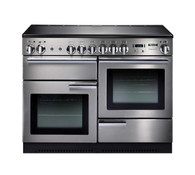 FALCON 110CM PROFESSIONAL FREESTANDING OVEN WITH INDUCTION COOKTOP - PROP110EI5 + Colour