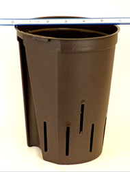 "6"" Culture Pot (tall) for Hydroponic Planter"