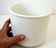 "6"" Outer Pot for Hydroponic Planter"