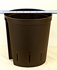 "7"" Culture Pot (tall)  for Hydroponic Planter"