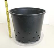 """10"""" Grow Pot/tall profile with saucer"""