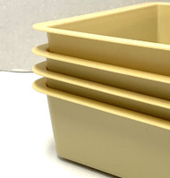 "8"" x 8"" Grower Trays for Microgreens - Buy 4 Pkg - Save $3.05"