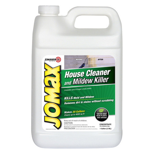 Jomax House Cleaner Amp Mildew Killer Concentrate Gallon