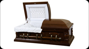 Infant Wood Casket