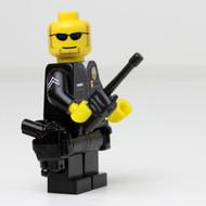 LAPD Sr. Patrol Officer Larson