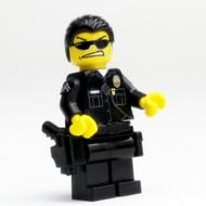 """LAPD Sr. Patrol Officer """"Taser Tully"""""""