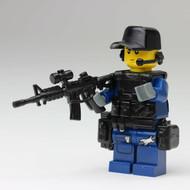 LAPD SWAT Commander - AR-15 R.I.S.
