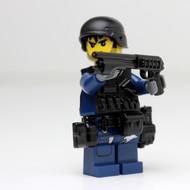 LAPD SWAT Officer - Assaulter v4 - Shotgun
