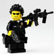 LAPD Sr. Patrol Officer Aaron + AR-15 / Taser bundle