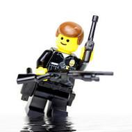 LAPD Officer Smiles