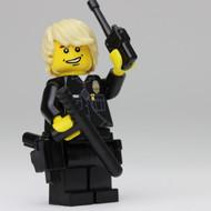 LAPD Officer Surfer Dan (Shotgun, Baton & Radio Bundle)