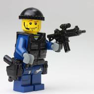 LAPD SWAT Officer - Assaulter v1 - M4