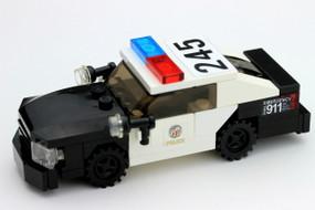 LAPD Dodge Charger | Black Rims