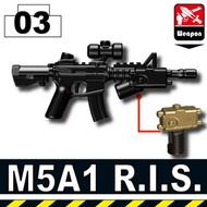 AR-15 - M5A1 R.I.S. Edition