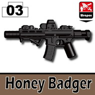 AR-15 - Honey Badger Edition
