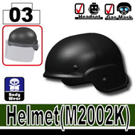SWAT or Riot Tactical Helmet