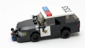 Orange County Sheriff - Ford Explorer | Black Rims