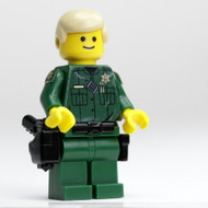 OCSD Deputy Smiles