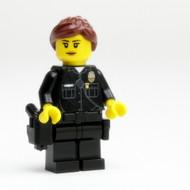 LAPD Officer Laurel
