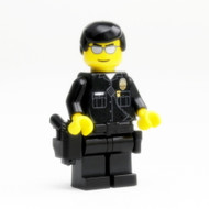 LAPD Officer Ted