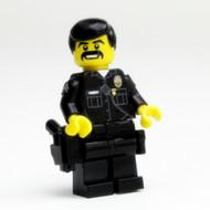 LAPD Sr. Patrol Officer Hector