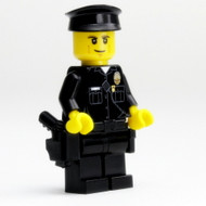 LAPD Officer Serious