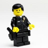 LAPD Sr. Patrol Officer Happy