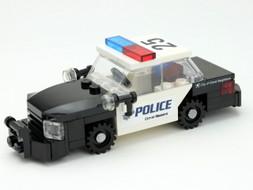 "LIMITED RELEASE - Modesto Police - Crown Victoria | ""Steelie"" hub caps"