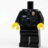 LAPD Captain - Class A uniform