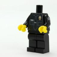 LAPD Sergeant - Class A uniform