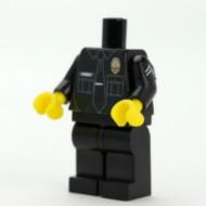 LAPD Sr. Patrol Officer (P-III) - Class A uniform