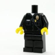 LAPD Patrol Officer