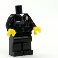 LAPD Patrol Officer - body cam