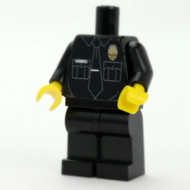 LAPD Patrol Officer - Class A uniform