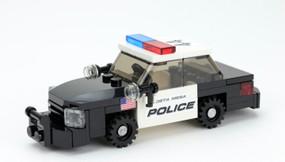 "LIMITED RELEASE -  Costa Mesa Police - Crown Victoria | ""Steelie"" hub caps"