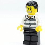 """LEGO Criminal """"The Sicario"""""""