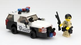 TEASER RELEASE -  Las Vegas Metro Police Department - Ford Explorer and Officer Bundle