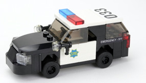 San Francisco Police - Ford Explorer