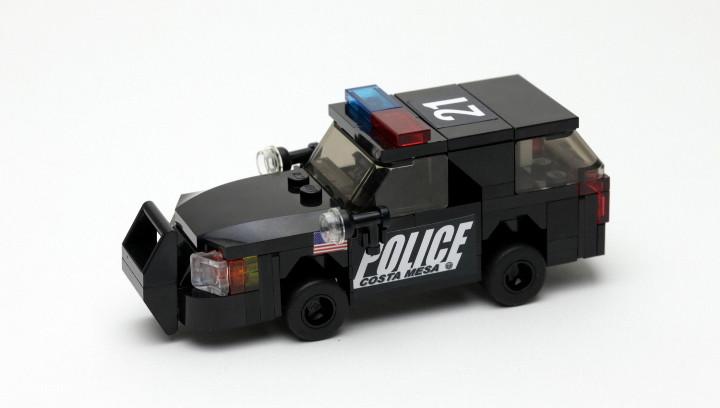 LIMITED RELEASE - Costa Mesa Police - Ford Explorer - v2