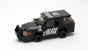LIMITED RELEASE -  Costa Mesa Police - Ford Explorer - non-activated light bar
