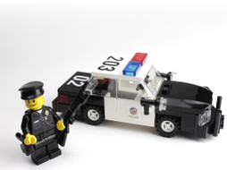 LAPD Rampart Division 02 - Crown Victoria and Officer bundle