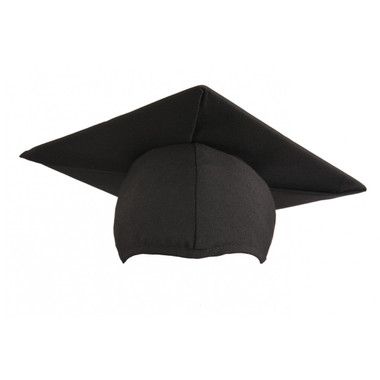 Shown is matte black cap (Cool School Studios 0063), front view.